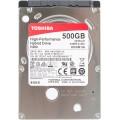 Жесткий диск TOSHIBA HDWJ105UZSVA/500Gb