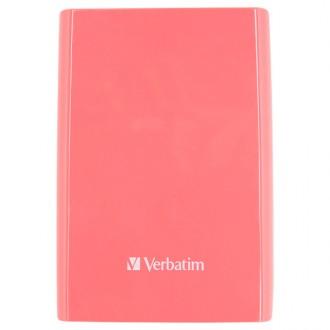 """Внешний жесткий диск 2.5"""" Verbatim Store 'n' Go  500GB"""