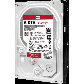 Жесткий диск Western Digital Red Pro WD6003FFBX/6000Gb