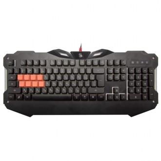 Игровая клавиатура A4Tech Bloody B328 Black