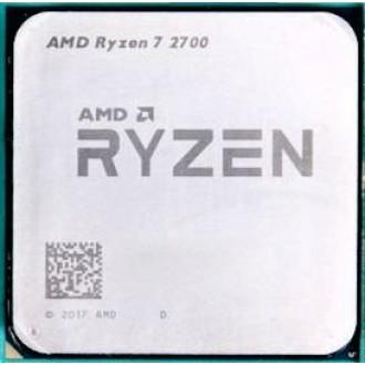 Процессор AMD Ryzen 7 2700 Pinnacle Ridge  OEM