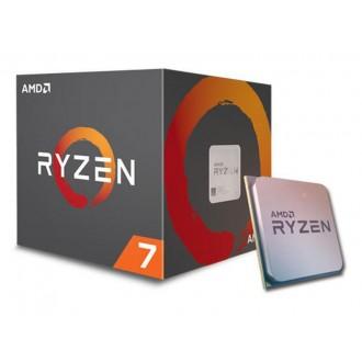 Процессор AMD Ryzen 7 2700X Pinnacle Ridge  BOX