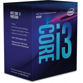 Процессор Intel Core i3-8300 Coffee Lake  BOX