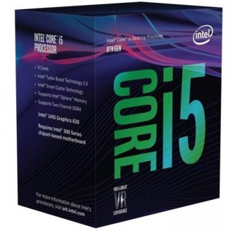 Процессор Intel Core i5-8500 Coffee Lake  BOX