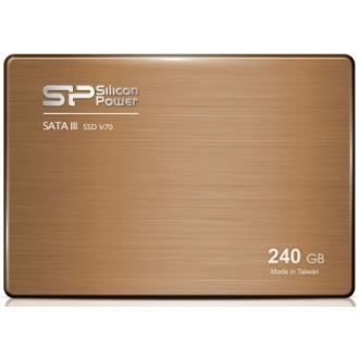Твердотельный накопитель Silicon Power SP240GBSS3V70S25/240Gb
