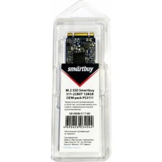 Твердотельный накопитель SmartBuy S11T-M2 128 GB SB128GB-S11T-M2/128Gb