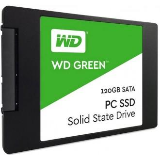 Твердотельный накопитель Western Digital WD GREEN PC SSD 120 GB