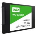 Твердотельный накопитель Western Digital WD GREEN PC WDS120G1G0A/120Gb