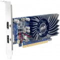 Видеокарта ASUS GeForce GT 1030 (GT1030-2G-BRK) (1228Mhz/PCI-E 3.0/2048Mb/6008Mhz/64 bit/DVI/HDMI/HDCP) Ret
