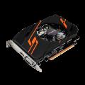 Видеокарта GIGABYTE GeForce GT 1030 (GV-N1030OC-2GI) (1265Mhz/PCI-E 3.0/2048Mb/6008Mhz/64 bit/DVI/HDMI/HDCP) Ret