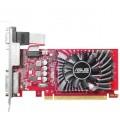 Видеокарта ASUS Radeon R7 240 (R7240-2GD5-L) (730Mhz/PCI-E 3.0/2048Mb/4600Mhz/128 bit/DVI/HDMI/HDCP) Ret
