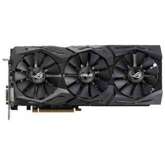 Видеокарта ASUS Radeon RX 580 Strix Gaming  Ret