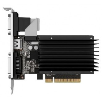 Видеокарта Gainward GeForce GT 710 SilentFX  Ret
