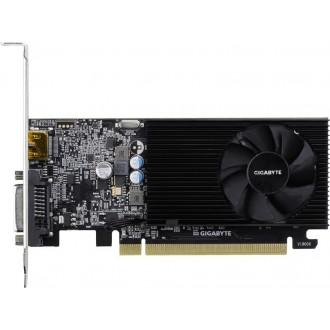 Видеокарта GIGABYTE GeForce GT 1030 GDDR4  Ret