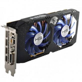 Видеокарта HIS Radeon RX 470 IceQ X² OC  Ret