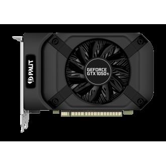 Видеокарта Palit GeForce GTX 1050 Ti StormX 4GB BULK