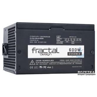 Блок питания Fractal Design Essence 600W  OEM