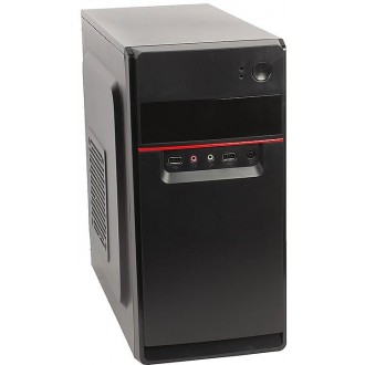 Компьютерный корпус 3Cott M1508 400W Black
