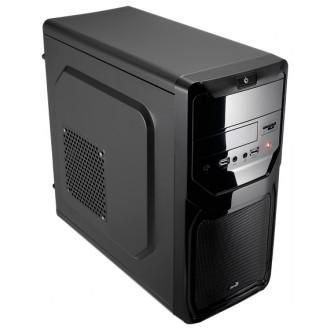 Компьютерный корпус AeroCool Qs-183 Advance 450W Black