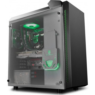 Компьютерный корпус Deepcool Baronkase Liquid Black