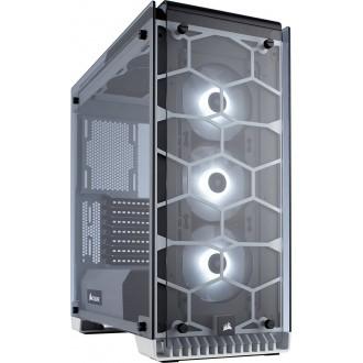 Компьютерный корпус Corsair Crystal Series 570X RGB White