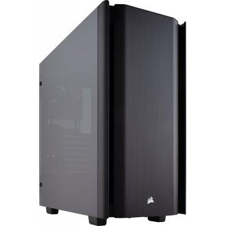 Компьютерный корпус Corsair Obsidian 500D Black