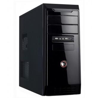 Компьютерный корпус ExeGate UN-615 500W Black