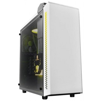 Компьютерный корпус Deepcool Baronkase Liquid White