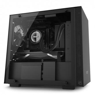 Компьютерный корпус NZXT H200i Black
