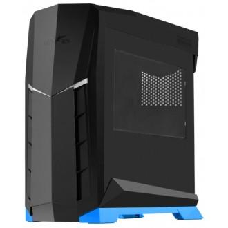 Компьютерный корпус SilverStone RVX01BA-W Black/blue