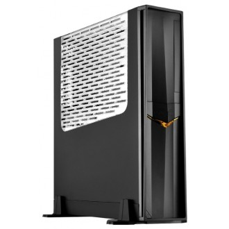 Компьютерный корпус SilverStone RVZ02B-W Black