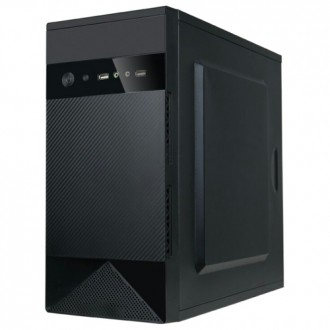 Компьютерный корпус SunPro Vista VII 450W Black