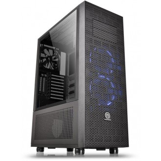 Компьютерный корпус Thermaltake Core X71 TG CA-1F8-00M1WN-02 Black