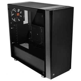 Компьютерный корпус Thermaltake Versa J21 TG  Black