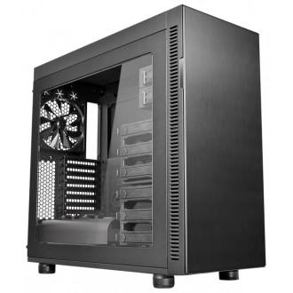 Компьютерный корпус Thermaltake Suppressor F51 Power Cover Edition CA-1E1-00M1WN-02 Black