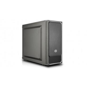 Компьютерный корпус Cooler Master MasterBox E500L  w/o PSU Black Silver Line