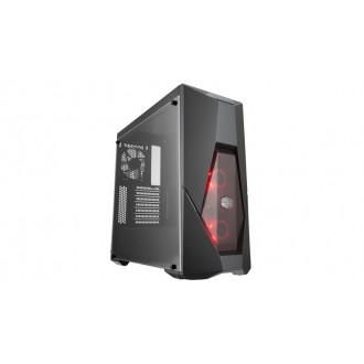 Компьютерный корпус Cooler Master MasterBox K500L  w/o PSU Black