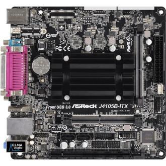 Материнская плата ASRock J4105B-ITX