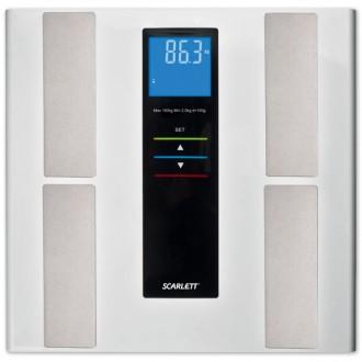 Напольные весы Scarlett SC-219 White