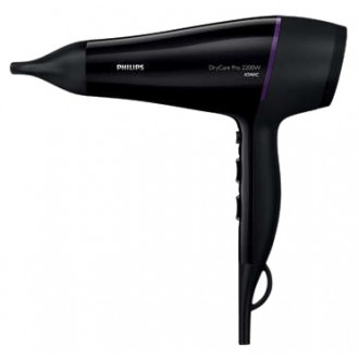 Фен Philips BHD176 DryCare Advanced Black
