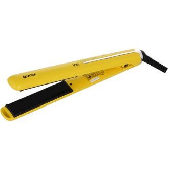 Выпрямитель волос VITEK VT-2312 Y Ico amber color