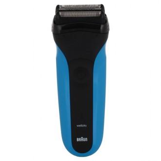 Электробритва Braun 310TS Braun blue-black color