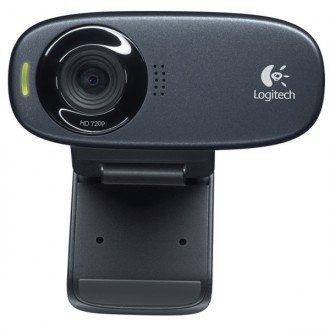 Веб-камера Logitech HD Webcam C310 960-000638