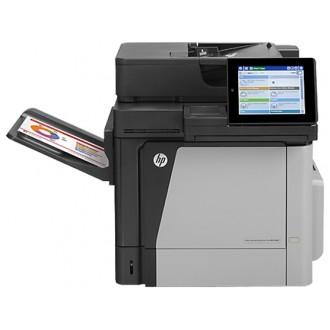Лазерное МФУ HP Color LaserJet Enterprise M680dnWhite/Black