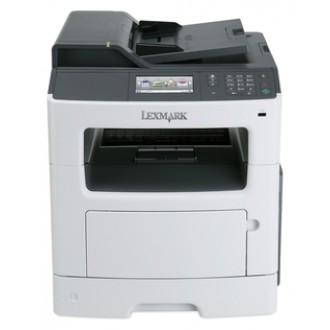 Лазерное МФУ Lexmark MX410deBlack/White