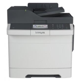 Лазерное МФУ Lexmark CX410deBlack/White
