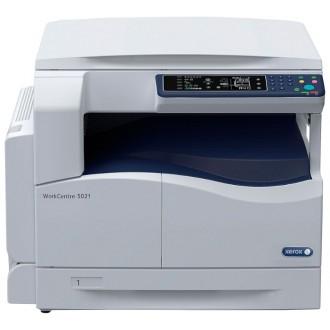 Лазерное МФУ Xerox WorkCentre 5021  White/Blue