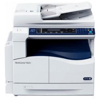 Лазерное МФУ Xerox WorkCentre 5024D  White/Blue