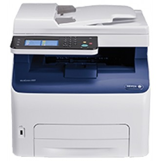 Лазерное МФУ Xerox WorkCentre 6027NI  White/Blue