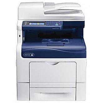 Лазерное МФУ Xerox WorkCentre 6605DN  White/Blue